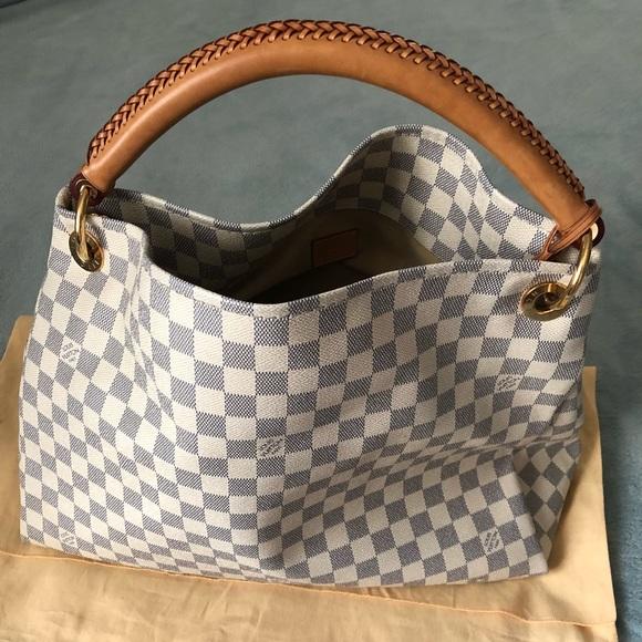 c866e8e291e6 Louis Vuitton Handbags - 💎Authentic Louis Vuitton Artsy GM Damier Azur💎